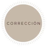 CORRECCIÓN-ESPAÑOL